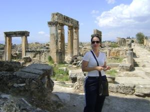 ruinas de hierápolis/pamukkale