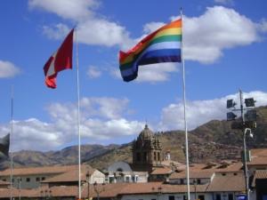 Festa do aniversário de Cuzco