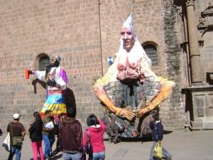 Centro de Cuzco