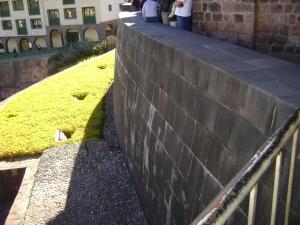 Muro Inca em Korikancha