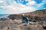 Calçada dos Gigantes na Irlanda do Norte