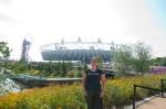 parque olimpico de Sandford