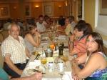jantar no Monte Líbano