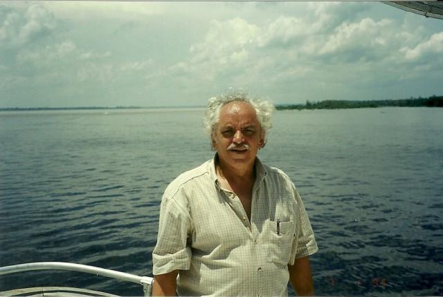 Viagem a Manaus em 05/09/2002