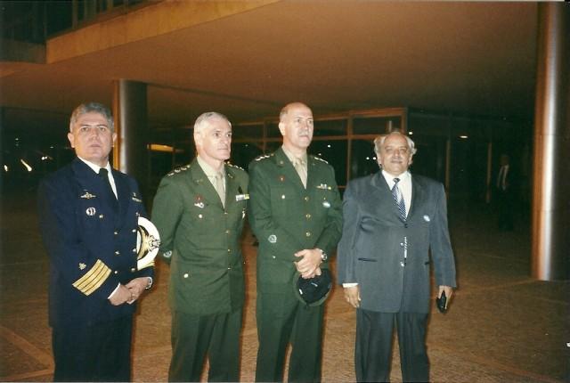 Palácio do Planalto 07/08 2002