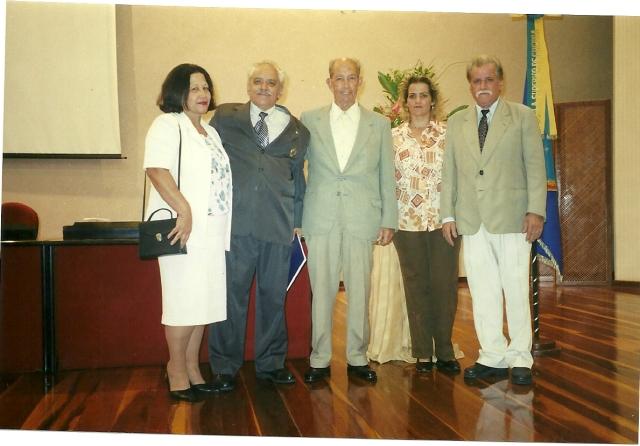Formatura da ESG, 06/12/2002 na Escola Naval