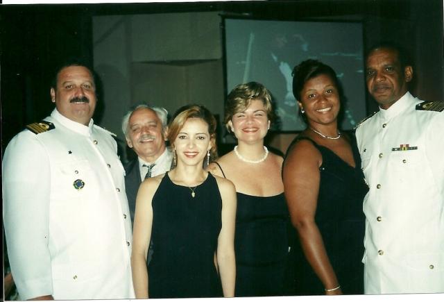 Baile ESG 2002 no Clube da Aeronáutica