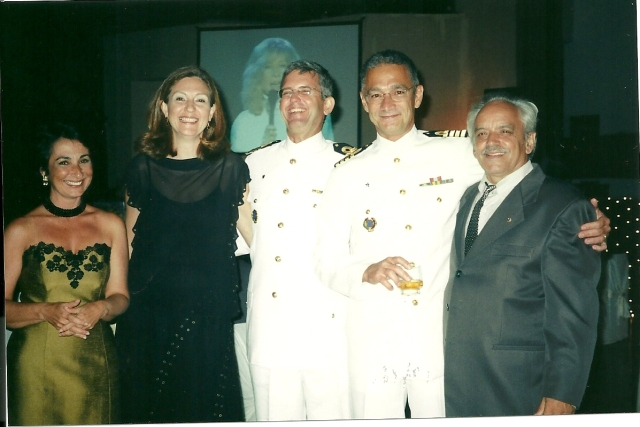 Baile ESG 2002 - Clube Aeronáutica