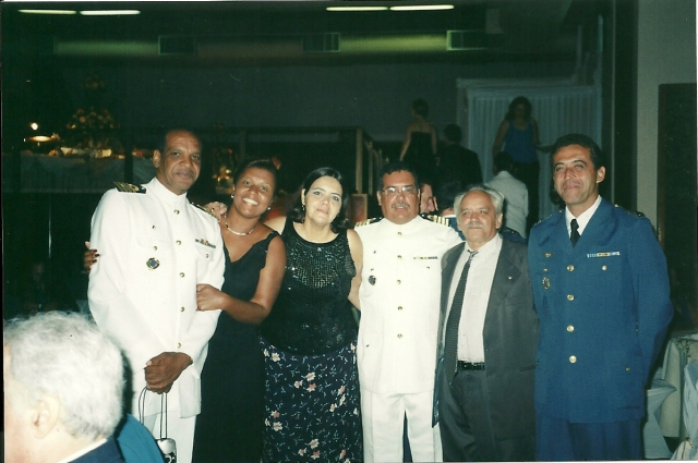 Baile de Formatura ESG 2002