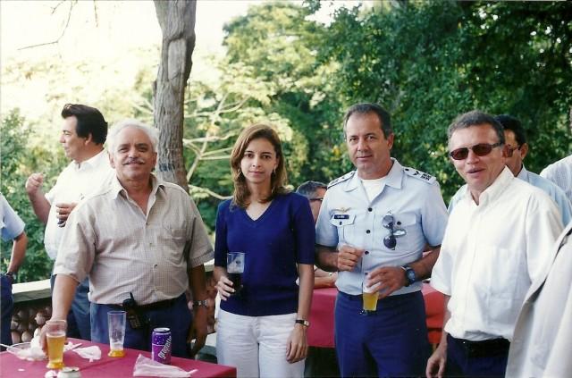 São Vicente, porto de Santos, ESG 2002