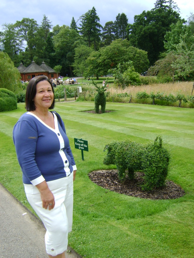 gardens and Marlene