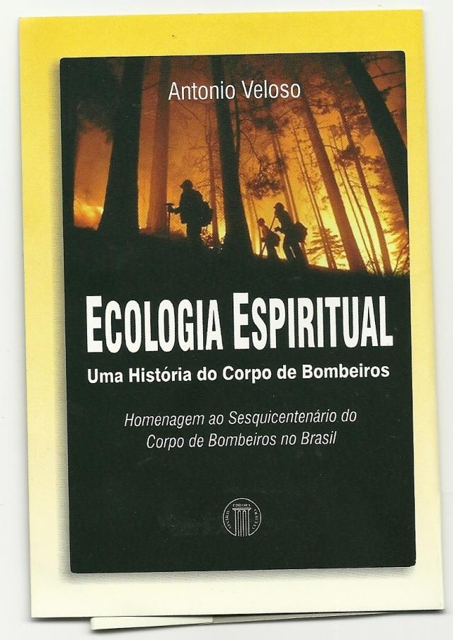 CAPA DO LIVRO ECOLOGIA ESPIRITUAL