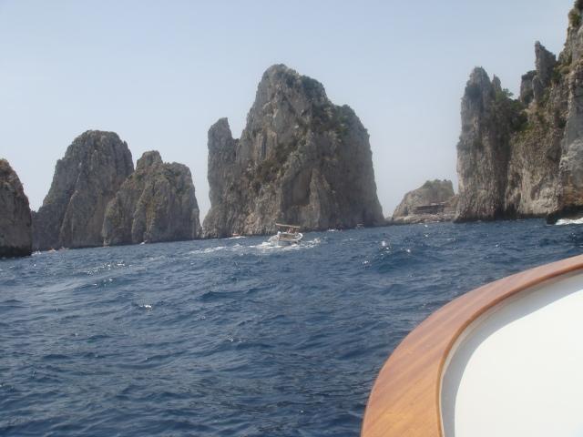Ilhas secundárias de Capri