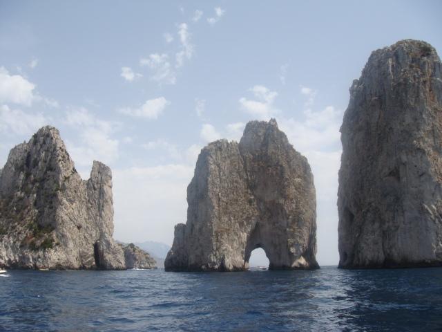 Capri, ilhas distantes