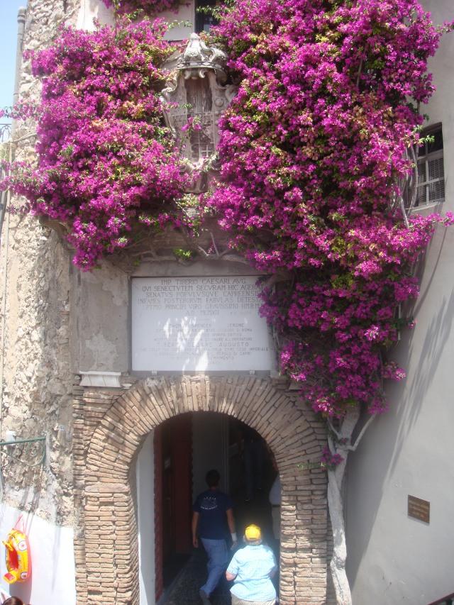 Capri, Cidade