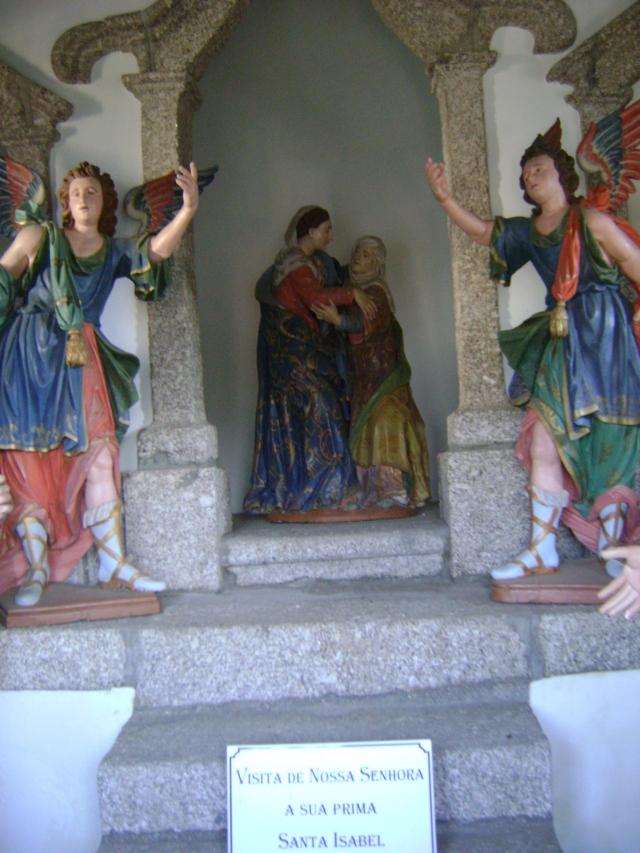 Visita a Santa Isabel