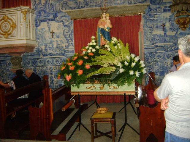 Andor com Nossa Senhora do Porto