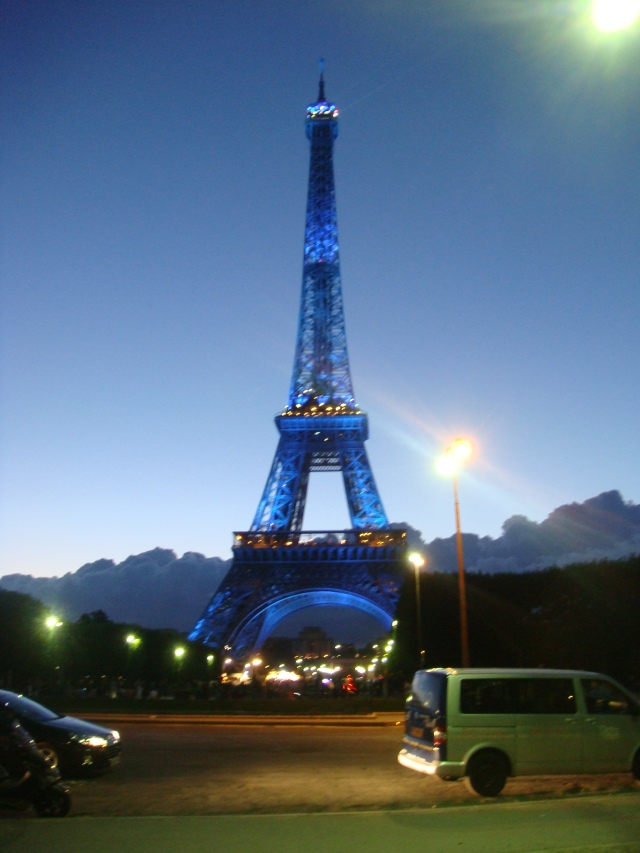 Paris de noite 2011